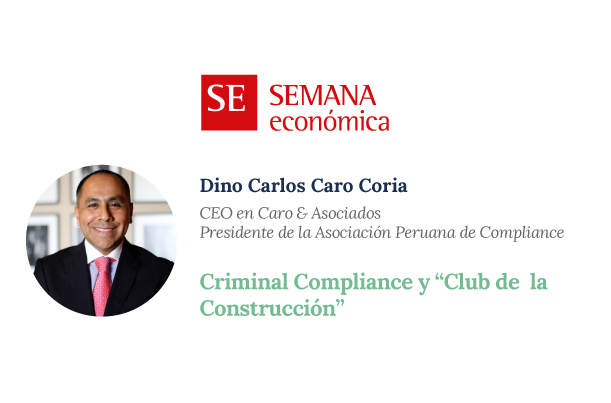 """Compliance And The """"Construction Gang"""""""